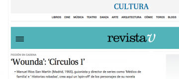 Manuel Ríos escribe un relato de verano para EL PAÍS.