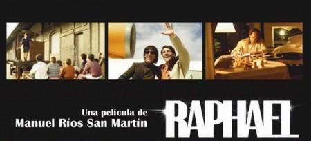 El DVD de la miniserie de Raphael en las tiendas