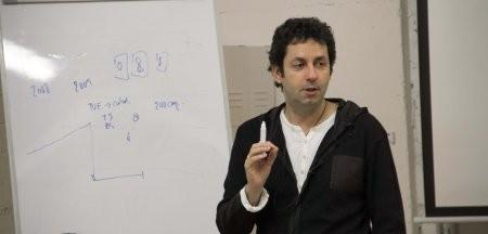 Manuel Ríos San Martín en las X Jornadas Profesionales.