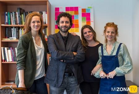 'Sin Identidad': Manuel Ríos y su equipo nos cuentan los secretos de los guiones