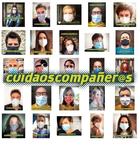 #CUIDAOS COMPAÑEROS