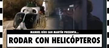 Así fue el rodaje de 'Soy El Solitario' con la Policía Nacional y la Guardia Civil involucrados de pleno