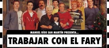 ¿Cómo llegó El Fary a protagonizar una serie? Así fue su casting y las anécdotas más surrealistas en el rodaje