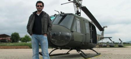 Y, por fin, el helicóptero