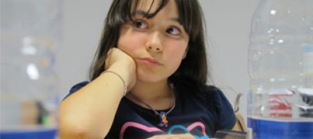 Sandra Melero en el reparto del Rey León