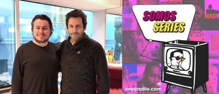 Repasamos toda la carrera de Manuel Ríos San Martín en esta entrevista de Somos Series.